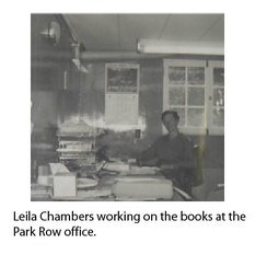 leila chambers working at lloyd's