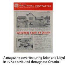 magazine cover featuring lloyd's